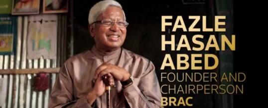 Sir Fazle Hasan Abed: Master Builder